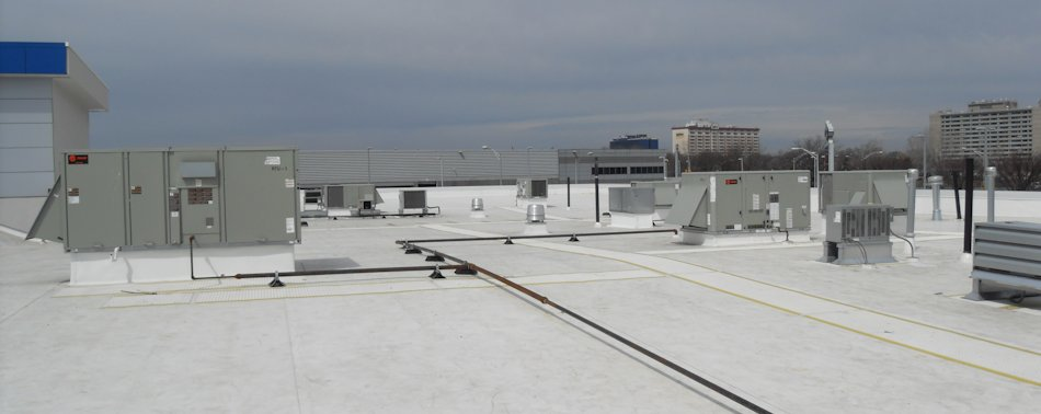 Providing HVAC solutions for your commercial industry